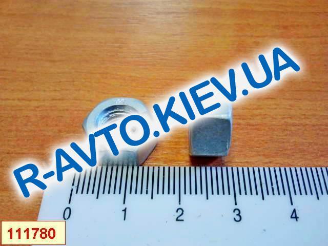 Гайка М 8 болта шар. опоры ВАЗ 2101, (20 шт. в уп-ке) Белебей