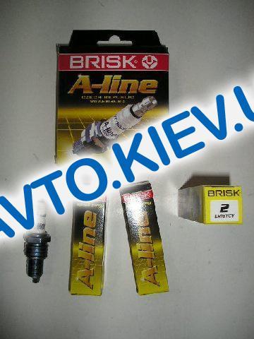 Свечи BRISK A-Line №02 LR15YCY (ВАЗ 2108), Чехия