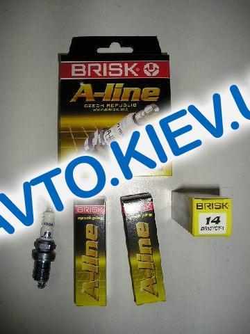 Свечи BRISK A-Line №14 DR15YCY-1 (Chevrolet, Daewoo), Чехия