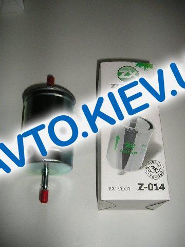 """Фильтр топлевный инжектор """"Zollex"""" ГАЗ 405 дв. (Z-014), (трубка)"""