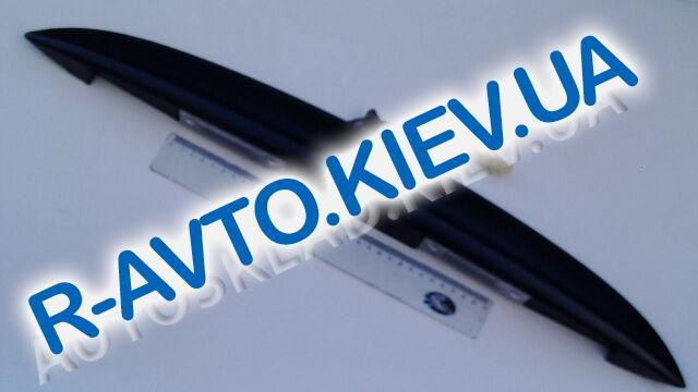 Ручка открывания багажника Lanos-150 в сборе, АЕА Украина (27.3.04.17)