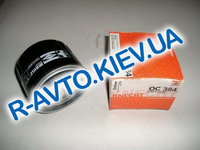 Фильтр масляный KNECHT, ВАЗ 2108 (OC 384) (10шт в упак.)