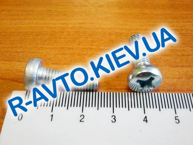 Винт М6х 20 подлокотника ВАЗ 2101-07, Белебей (20 шт. в уп-ке)