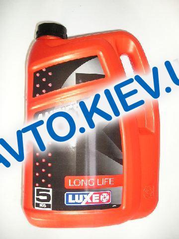 Антифриз LUXOIL LONG LIFE G12+ (-40) (красный) 5 кг.