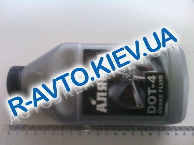 Тормозная жидкость Аляска DOT-4 0,455 л.
