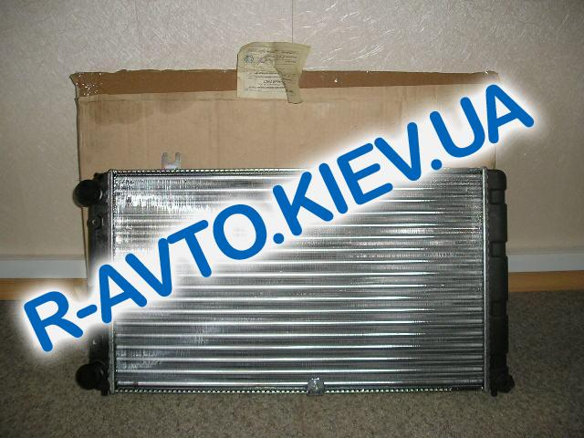 Радиатор аллюм. ДААЗ ВАЗ 1118
