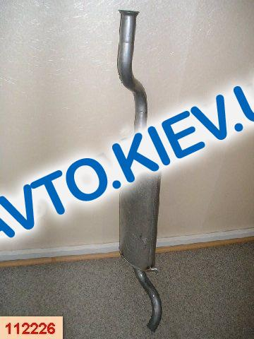 POLMO (Польша) Глушитель ВАЗ 2114 (11.64)