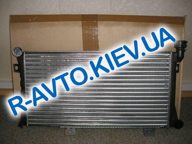 Радиатор аллюм. ДААЗ ВАЗ 21213