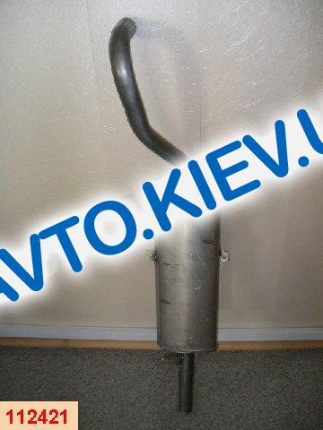 POLMO (Польша) Глушитель ВАЗ 2101 (11.03)