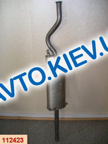 POLMO (Польша) Глушитель ВАЗ 21099 (11.17)