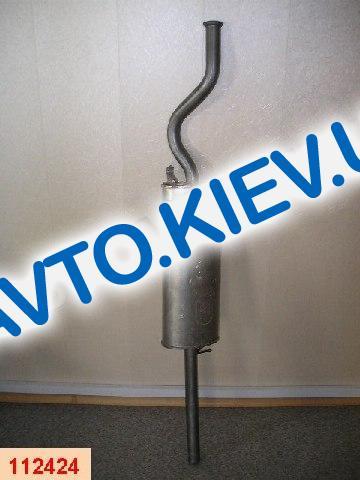 POLMO (Польша) Глушитель ВАЗ 2110 (11.16)