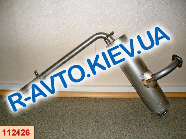 POLMO (Польша) Глушитель Таврия (38.02) с трубой