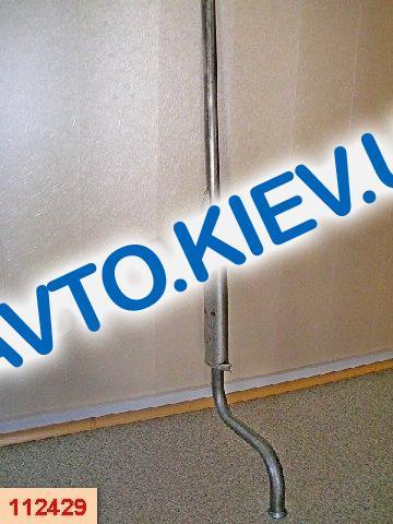 POLMO (Польша) Резонатор ВАЗ 2108 (11.04)