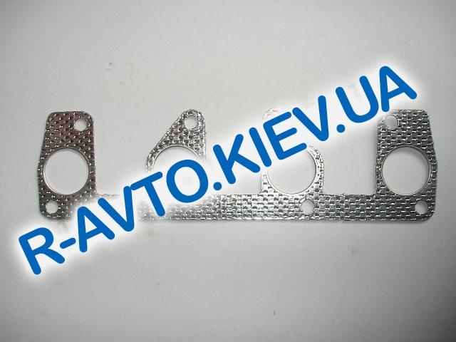 Прокладка коллектора Aveo выпускного Украина