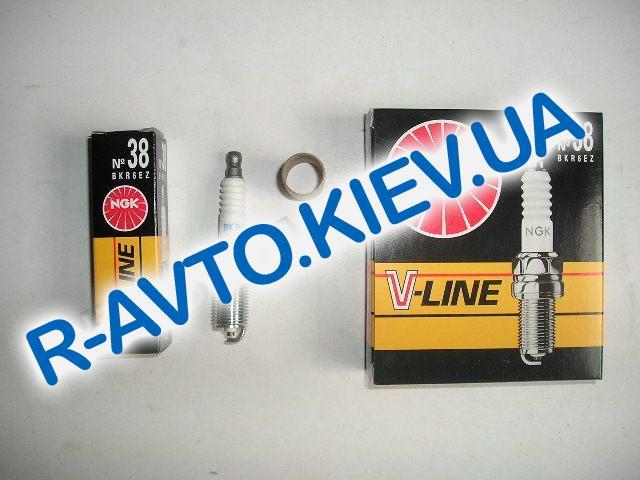 Свечи NGK V-38 (BKR6EZ)  DACIA