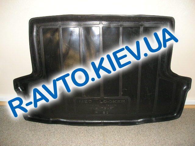 Коврик багажника (корыто) Aveo ||, Украина