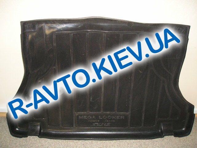 Коврик багажника (корыто) Lanos, Sens, Украина
