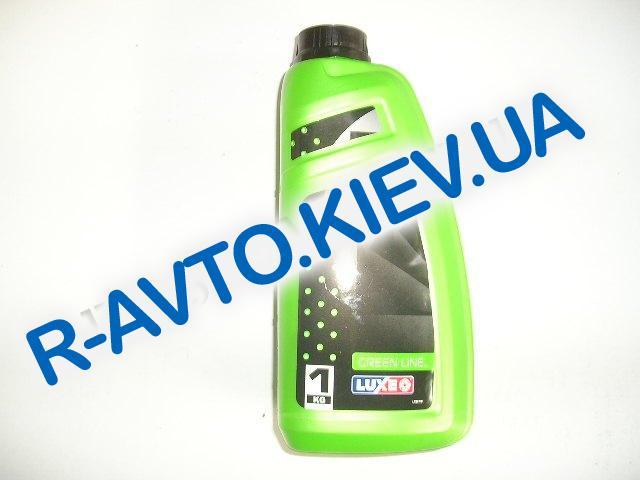 Антифриз LUXOIL GREEN LINE (-40) (зеленый)  1 кг.