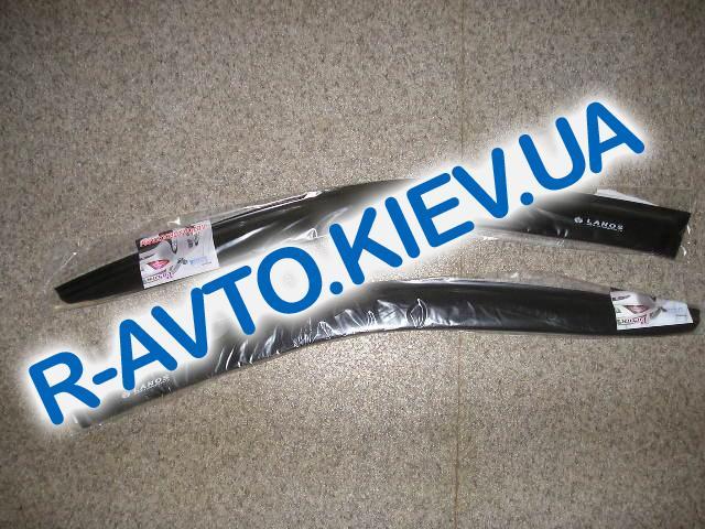 Ветровики Voron Glass Украина Lanos Sens пикап внешние скотч