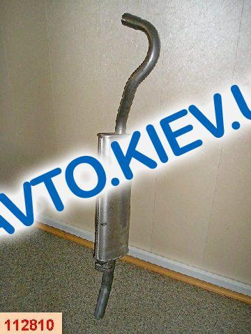 POLMO (Польша) Глушитель ВАЗ 2104 (11.15)