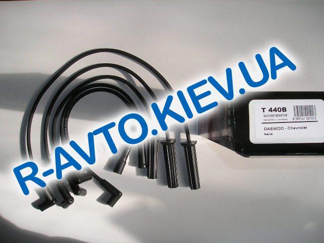 Провода TESLA Nexia 1.5  8 кл. силикон Т440B