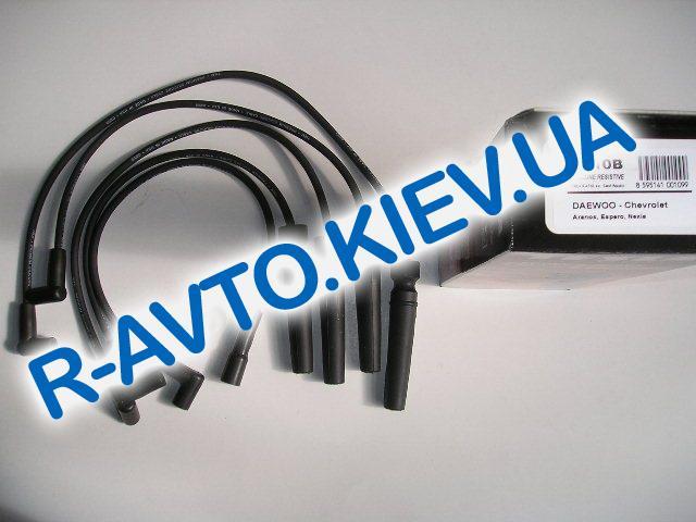Провода TESLA Nexia 1.5 16 кл. силикон Т710B