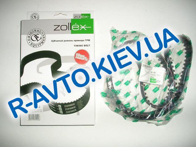 Ремень ГРМ Lanos 15 Zollex 53E10