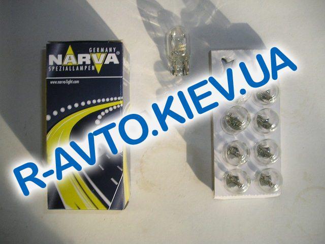 Лампа бесцокольная NARVA 12|21|5 (17919) (10 шт. в уп.)
