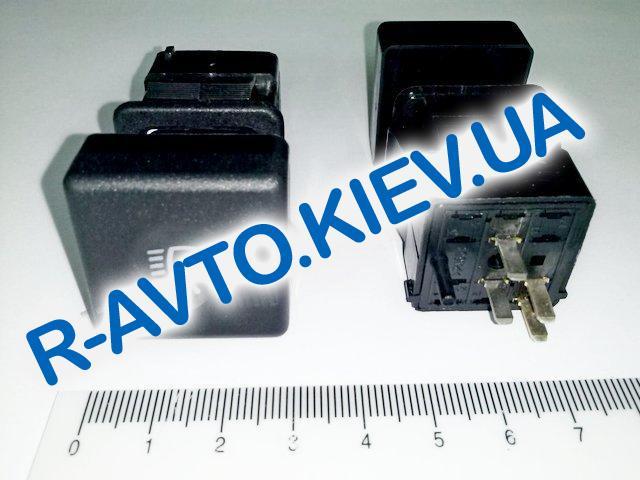 Включатель-кнопка фароочистителя и фароомывателя ВАЗ 2110, Псков (378.3710-08.04М)