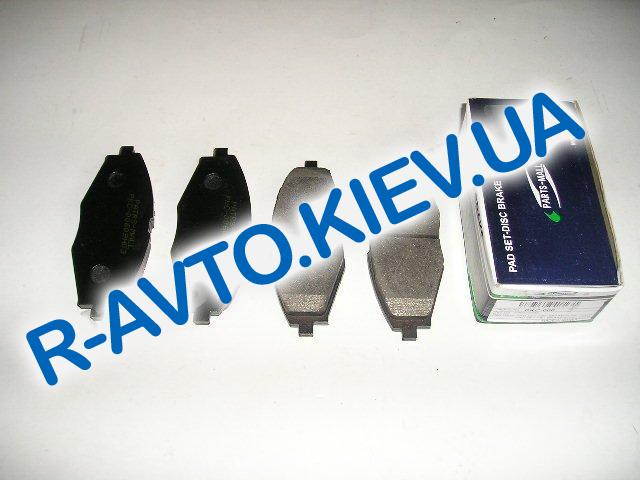 Колодки передние тормозные PMC (Корея) Lanos 1.5 (PKC-006), в уп-ке