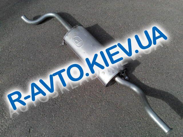 POLMO (Польша) Глушитель ВАЗ 2115 (11.26)