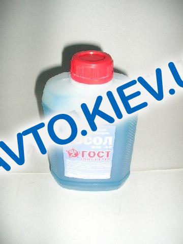 Тосол А40-М  1 кг ГОСТ  (8 банок в упак.)