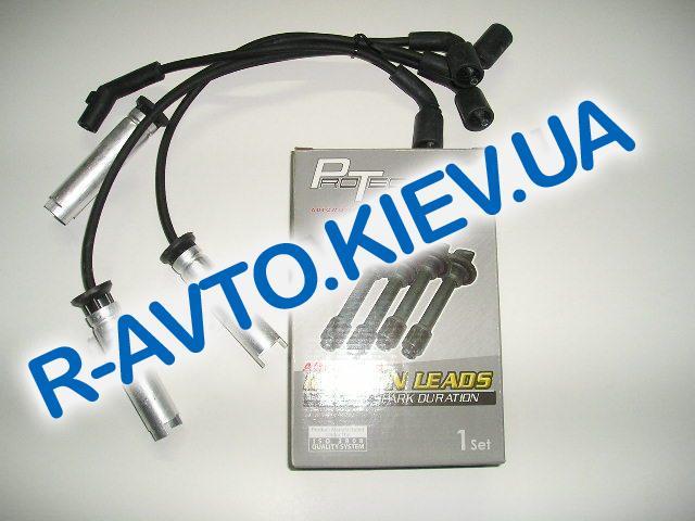 Провода Protec Lanos 15 силикон PTW 1197 7 мм 8V SONC с метал након