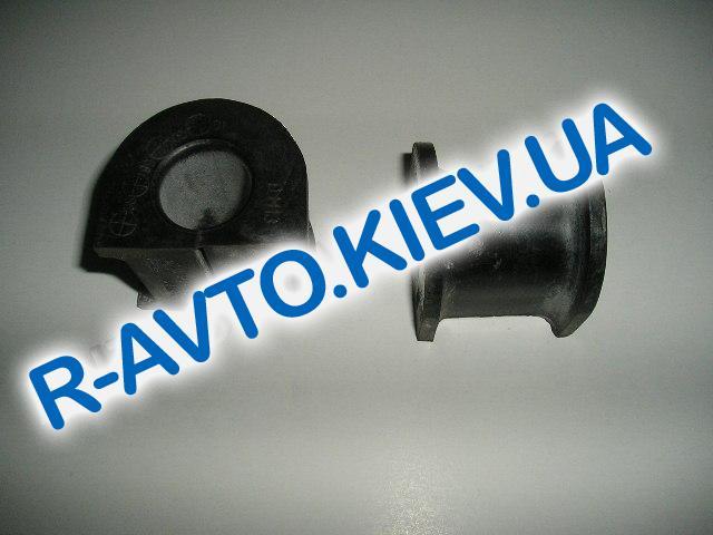 Втулка переднего стабилизатора, Польша  без буртика (96444469) Lanos Sens