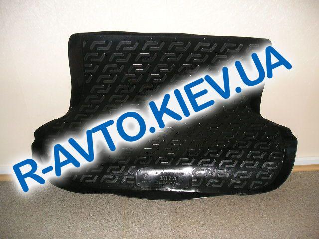 Коврик багажника (корыто) ВАЗ 2170 (седан), Россия
