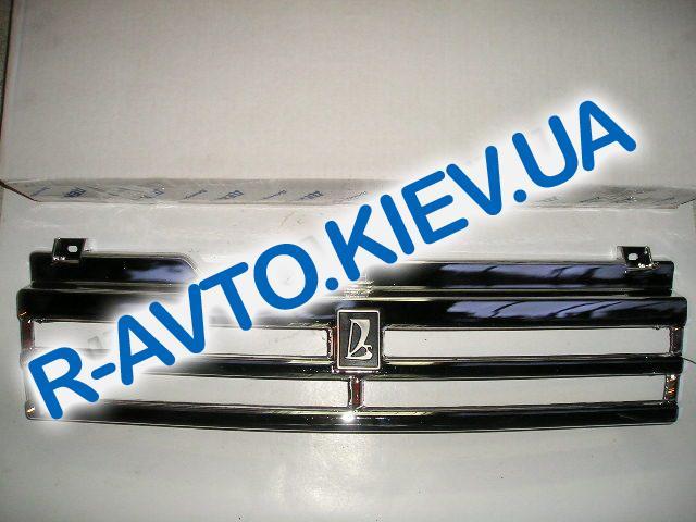 Решетка ВАЗ 21083 хром Декор с эмблемой