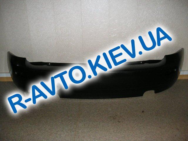 Бампер задний ВАЗ 1119 голый Кампласт