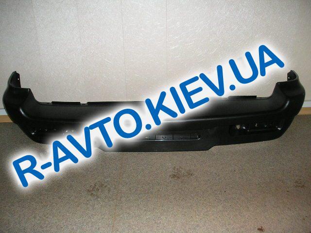 Бампер задний ВАЗ 2123 голый, Кампласт