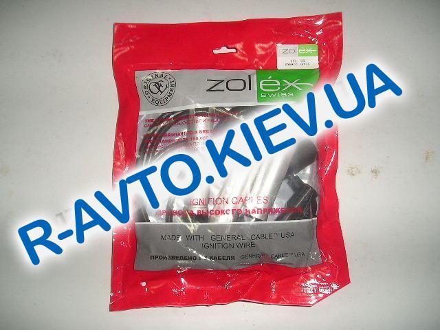 Провода Zollex Lanos псиликон D6S с метал након
