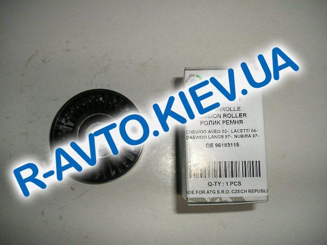 Ролик натяжной ремня кондиционера Aveo, PROFIT (PR 1014-4011) голый