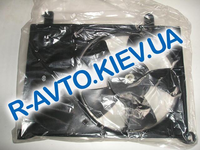 Диффузор радиатора Lanos с мотором без конд QAP 11772 96259175