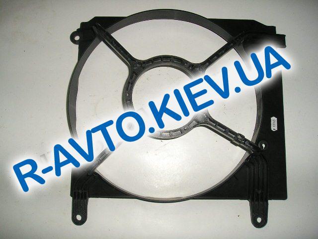 Диффузор радиатора Lanos без мотора (с конд.) PMC (Корея) (NAC-S002)
