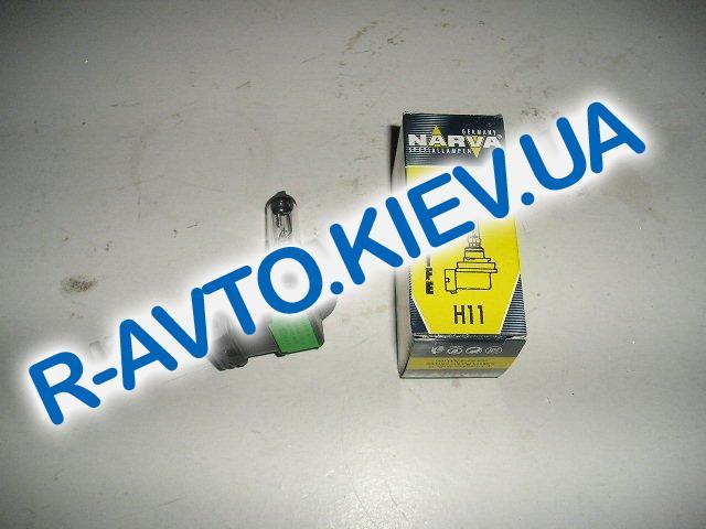 Лампа NARVA H11 12V 55W PGJ19-2 (48078) LONG LIFE