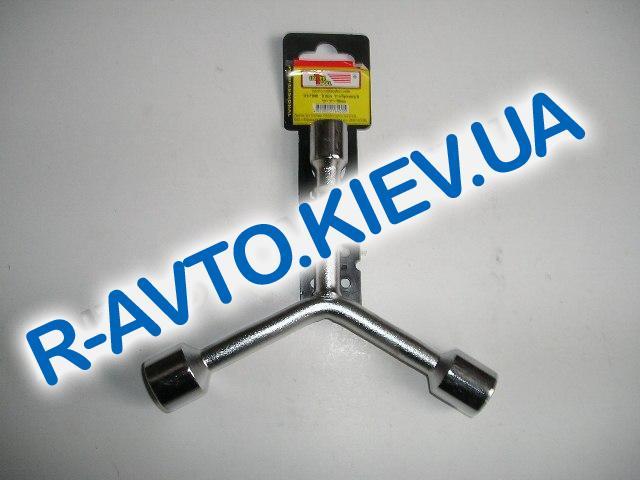 Ключ Y-образный 13-17-19 мм Inter Tool (HT-1640)