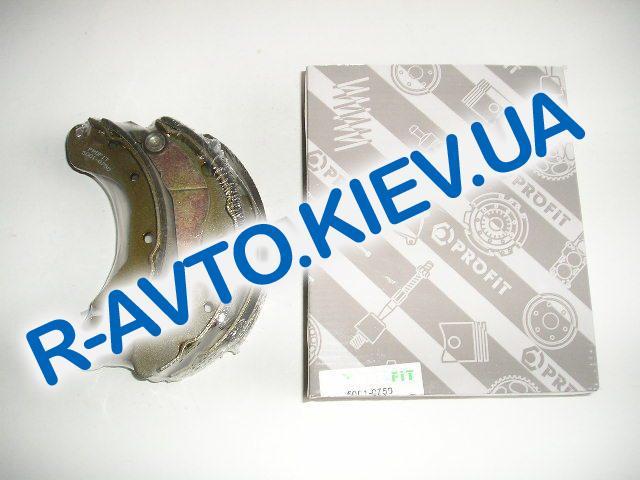 Колодки задние тормозные Aveo PROFIT PR 50010750 в упке