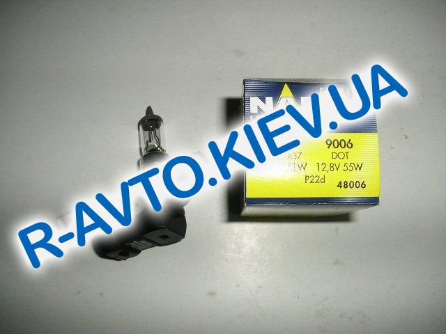 Лампа NARVA HB4 12V 55W P22d (48006)