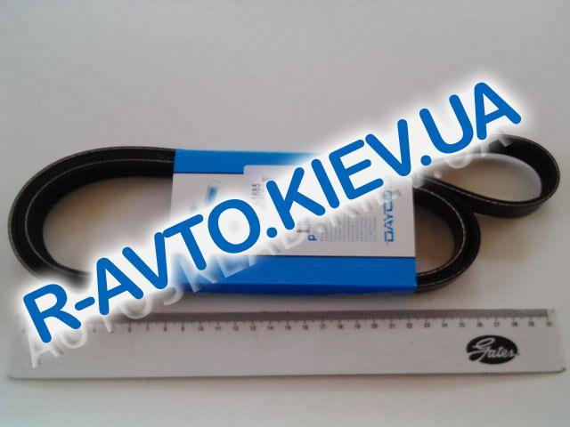 Ремень генератора ручейковый DAYCO Lacetti 1.6-1.8, Nubira 2.0 (6PK1885)