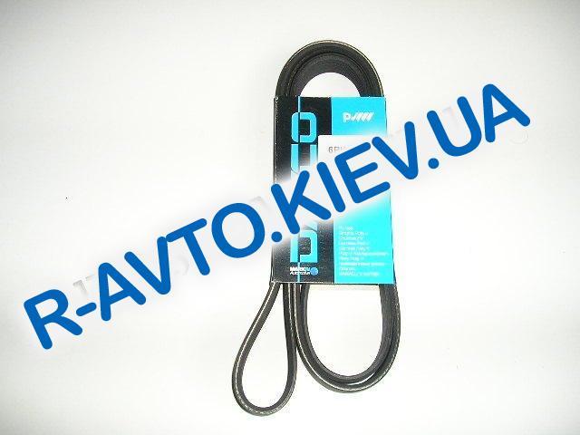 Ремень генератора ручейковый DAYCO Lacetti 1.6-1.8, Nubira 2.0 (6PK1725)