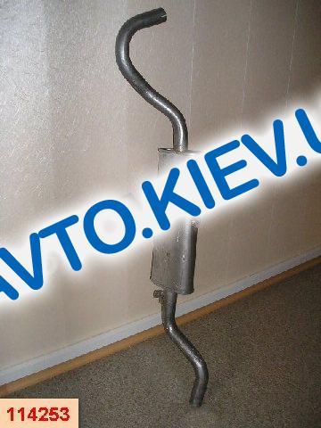 POLMO (Польша) Глушитель ВАЗ 2102 (11.13)