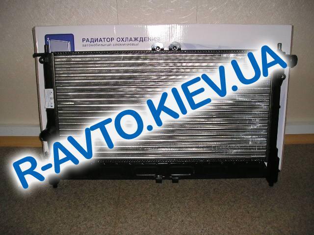 Радиатор охлаждения Lanos (с конд.) Лузар, (ТФ 6960) (LRc0561)